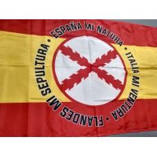 """Bandera """"Tercios frase"""""""