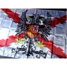 Bandera Águila Bicéfala Tercios