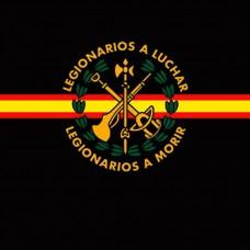 Bandera Legión Española
