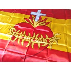Bandera sagrado corazón