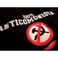 """Camiseta """"Anticomunista"""" mujer"""