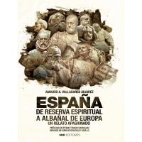 """Libro """"España de reserva espiritual a albañal de Europa"""""""
