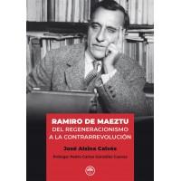"Libro ""Ramiro de Maeztu"""