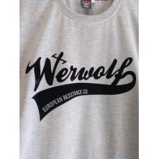 Camiseta Werwolf gris T
