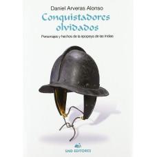 "Libro ""Conquistadores olvidados"""