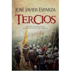 """Libro """"Tercios"""""""