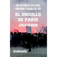"""Libro """"El orgullo de París"""""""