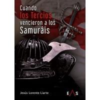 """Libro """"Cuando los Tercios vencieron a los Samuráis"""""""