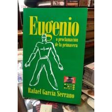 """Libro """"Eugenio o proclamación de la primavera"""""""
