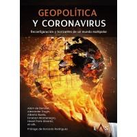 """Libro """"Geopolítica y coronavirus"""""""