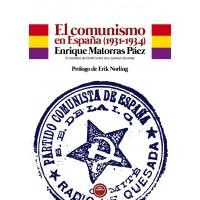 """Libro """"El comunismo en España (1931-1934)"""""""