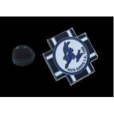 Pin Escuadrilla Azul