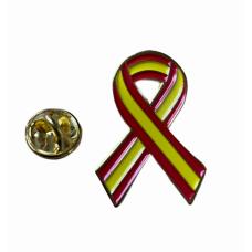 "Pin ""lazo España"""