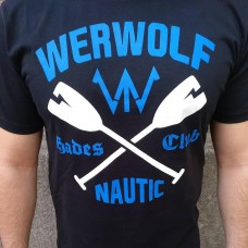 Camiseta Werwolf Hades Nautic Club