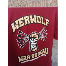 Camiseta Werwolf War Bureau