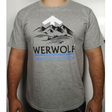 Camiseta Werwolf Mountain Division