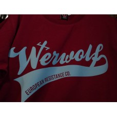 Camiseta Werwolf granate T