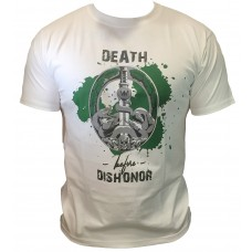 Camiseta Werwolf death before dishonor