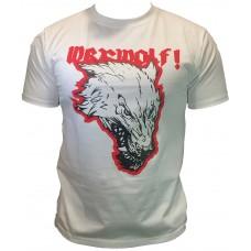 Camiseta Werwolf lobo enfurecido