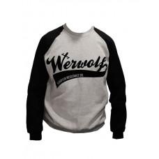 Sudadera Werwolf gris